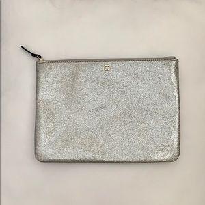 KATE SPADE Glitter Clutch / Pouch